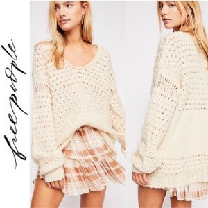 COPY - ✨Free People - Crashing Waves Sweater🌊